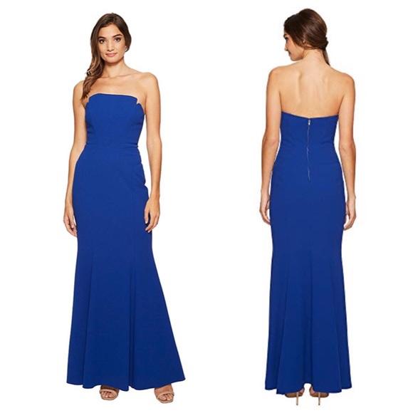 cae545bfa233 Jill Stuart Dresses | Jill Harlow Strapless Hourglass Gown | Poshmark